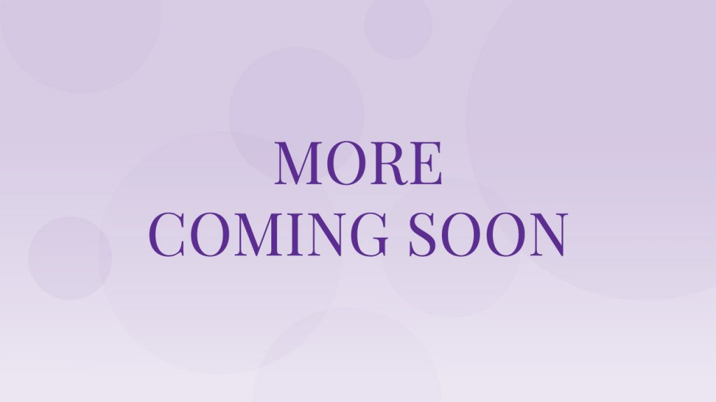 "Image with the text ""more coming soon"""