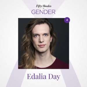 Podcast image with Edalia Day