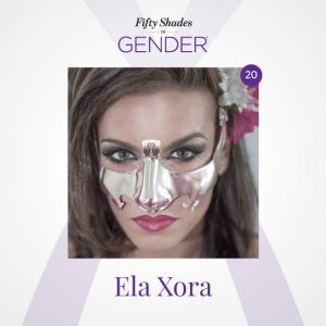 Podcast image with Ela Xora