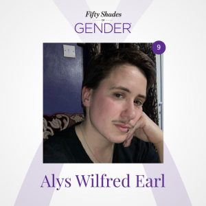 Podcast image with Alys Wilfred Earl (2)