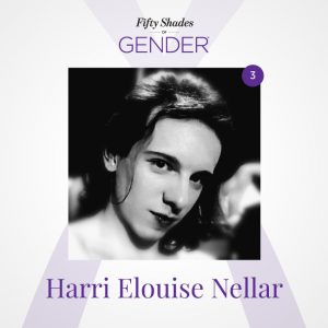 Podcast image with Harri Elouise Nellar