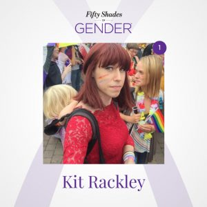 Podcast image with Kit Rackley