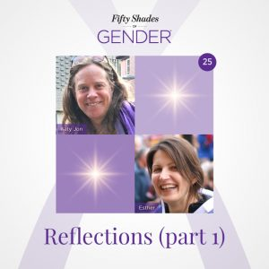Podcast image for Reflections (1) with Katy Jon Went & Esther Lemmens