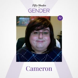 Podcast image with Cameron