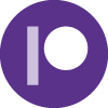 Patreon logo in purple