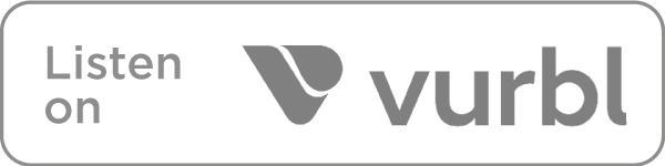 Listen on Vurbl icon in grey