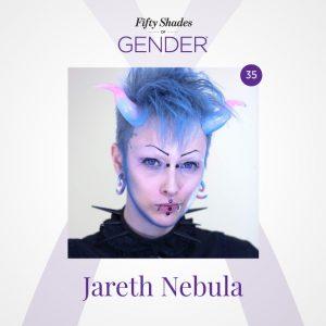 Podcast image with Jareth Nebula