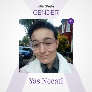 Podcast image with Yas Necati