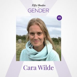 Podcast image with Cara Wilde