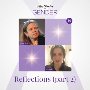 Podcast image for Reflections (2) with Katy Jon Went & Esther Lemmens