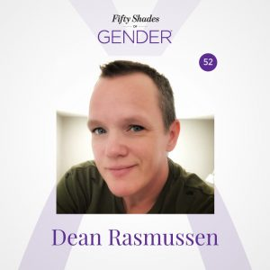 Podcast image with Dean Rasmussen