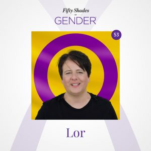 Podcast image with Lor