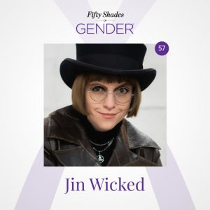 Podcast image with Jin Wicked