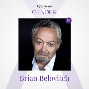 Podcast image with Brian Belovitch