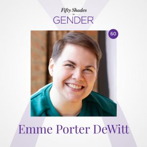 Podcast image with Emme Porter DeWitt